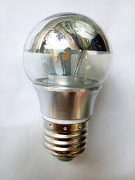 Par20 Led Light Bulbs by Best Half Chrome Top G45 Bulb 3w 5w E27 Warm White Light Led Lamp