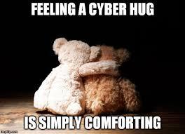 Give Me A Hug Meme - bear hugs meme generator imgflip