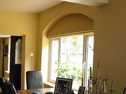 roman blind for an arched window curtains pinterest roman