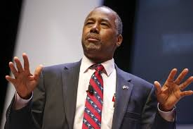 ben carson presidential bid ben carson says no to a muslim u s president the atlantic