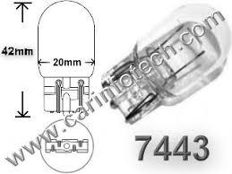 7440 7443 wy21w switchback switch back led bulb turn signal