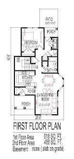 narrow lot house plans simple house floor plan drawings 3 bedroom 2 sketch designs