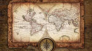 Old World Map Wallpaper by Wallpapers World Map Red Maps Old Cartography Best On Wallls Com