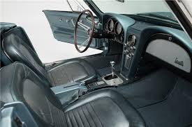 1992 Corvette Interior 1967 Chevrolet Corvette 327 350 Convertible 199281
