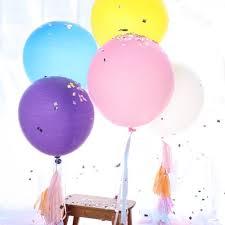 jumbo balloons jumbo balloons balloons 36 oval balloons wedding
