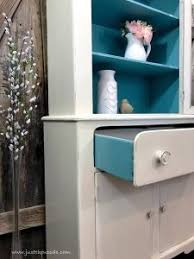 how to get a shabby chic cabinet from an old worn out cupboard