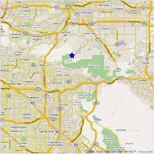 Map Of West Los Angeles by Stop Madrona Location Map