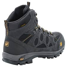 jack wolfskin all terrain 7 texapore mid m hiking shoes men jack