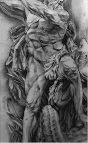 greek sculpture tattoo hercules greek god tattoo tattoo design