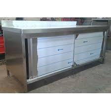 meuble inox cuisine pro meuble de cuisine inox cuisine aubergine pas cher sur inside
