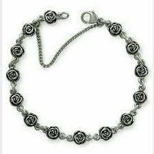 rose link bracelet images James avery ss rose link bracelet james avery jewelry jpg