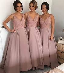 bridesmaid gowns 21 stylish bridesmaid dresses that turn heads blush dresses