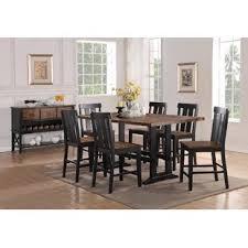 7 piece counter height dining room sets 7 piece counter height kitchen dining room sets you ll love wayfair
