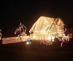 Deer Christmas Lights Outside Christmas Lights Best Images Collections Hd For Gadget