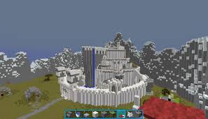 castle siege flash mini tirith mineplex castle siege map of