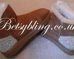 ugg sale dallas bling uggs etsy