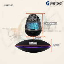 Light For Phone Hcnt Levitating Portable Wireless Bluetooth Speaker With Led Light