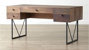 Wooden Desks For Home Office Reclaimed Wooden Desk Wood Desks Home Office With Regard To