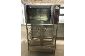 cuisine de cuisine de bakery oven on stand 3 phase 750x650x1760