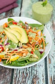 avocado ranch dressing vegan gf eating bird food