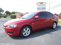 mitsubishi cars 2009 sold 2009 mitsubishi lancer es sport one owner meticulous motors