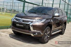 2016 mitsubishi pajero sport review first impression review all new pajero sport indonesia part 1