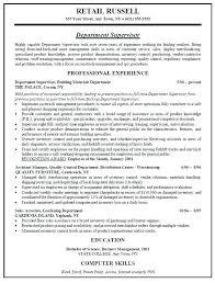 exle resume for retail brilliant retail manager resume profile in resume format for retail