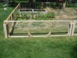 cheap fence ideas for dogs home u0026 gardens geek