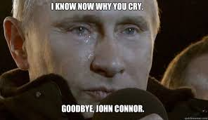 Why Are You Crying Meme - crying putin memes quickmeme