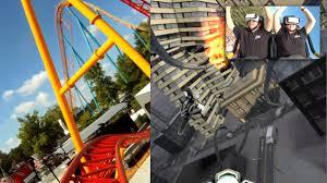Six Flags Ga Six Flags Over Georgia Has A New Virtual Reality Roller Coaster