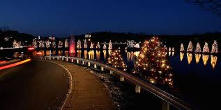 mcadenville christmas lights 2017 mcadenville christmas lights tree lighting yule log festival