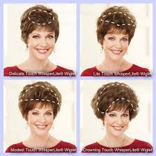 hair pieces for women wiglets the perfect hair pieces for women s thinning hair paula