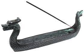 amazon com dragon boat incense burner holder home u0026 kitchen