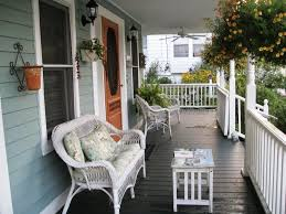 front porch furniture ideas