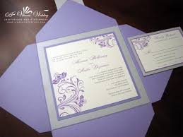 silver wedding invitations purple and silver wedding invitations marialonghi