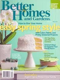 Home Decorating Magazine Strikingly Ideas Better Homes And Gardens Magazine Manificent