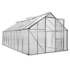 destockage serre de jardin serre de jardin aluminium 12 25m le prix et la qualité