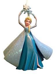 ornament elsa holding snowflake frozen