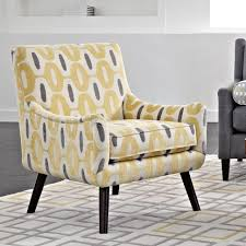 Modern Fabric Chairs Enjoyable Design Ideas Accent Chairs With Arms Contemporary Fabric