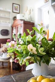 sprucing up kitchen decor for spring