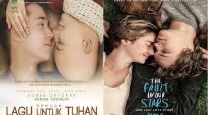 judul film layar lebar eriska rein lihat poster 2 film baru stefan william ini mirip atau jiplak