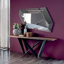 Boston Contemporary Console Tables Hall With Mirror Cabinetry - Modern furniture boston