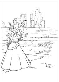 Kids N Fun Com 83 Coloring Pages Of Brave Disney Brave Coloring Pages