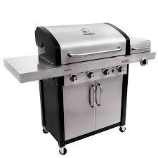 char broil signature tru infrared 4 burner cabinet gas grill