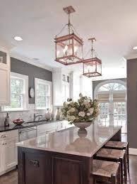 Kitchen Lighting Fluorescent Kitchen Fabulous Pendant Lighting For Kitchen Islands