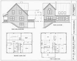 the ferrisbug timber frame house plan