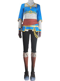 Zelda Halloween Costumes Zelda Breath Wild Princess Zelda Tunic Cosplay Halloween