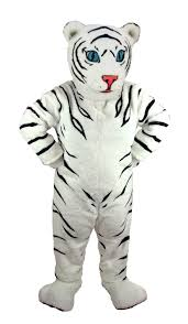 tiger mask halloween buy white tiger cub mascot baby jungle cat costume mask us t0009