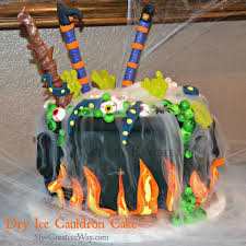 birthday halloween cake my creative way halloween party cake the witches cauldron with