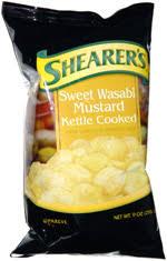 wasabi mustard wasabi mustard kettle cooked